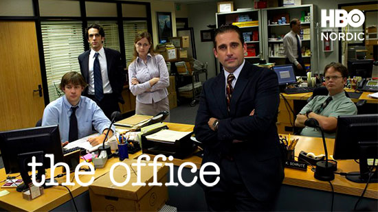 Se The Office US med HBO Nordic