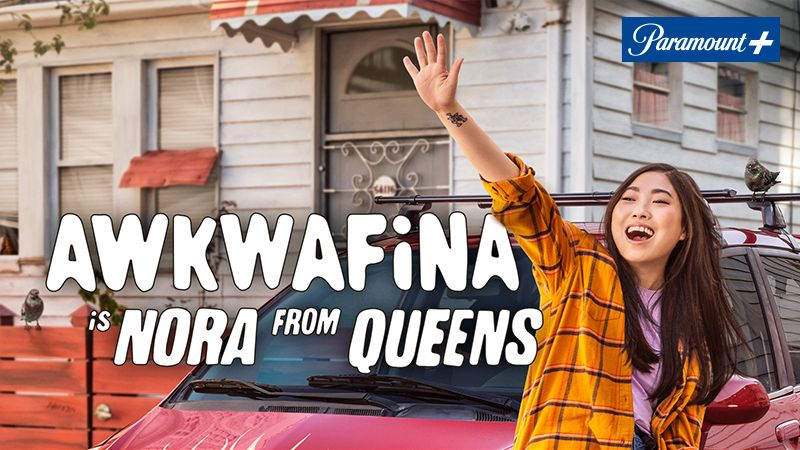 Se Awkwafina is Nora from Queens på Paramount+