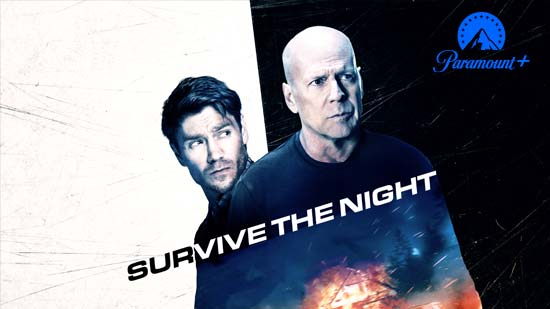 Se Survive the Night med Paramount+