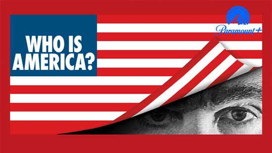 Se Who is America? med Paramount+